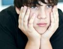 Distressed Adolescent