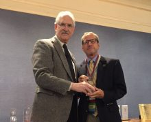 Scott Teitelbam, MD receives ASAM award