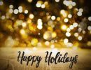 Happy Holidays from UF Health Florida Recovery Center